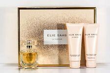 Elie Saab Le Parfum Eau de Parfum 50 ml + BL75 ml+DG 75 ml im Set NEU OVP
