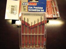 HDC Homier Distributing Precision Screw Driver Set