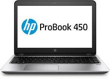 "HP ProBook 450 G4 15.6"" Laptop I5-7200u 256gb SSD 4gb Windows 10 Pro"
