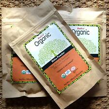 Radico Organic Ritha Reetha Fruit Powder rein Bio-Pulver 100g vegan Puder zertif