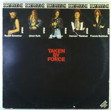 """12"""" LP - Scorpions - Taken By Force - D2448 - cleaned"""