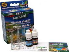 JBL PondCheck Teichwasser-Schnelltest für 50 Messungen für Garten Teich