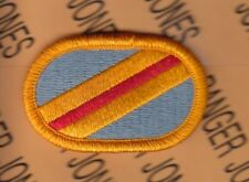 5th Bn 117th LRS Long Range Surveillance Airborne Ranger para oval patch m/e T-C