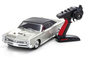 FAZER Mk2 1967 Pontiac GTO Champagne Metallic 1/10 4WD touring car Kyosho