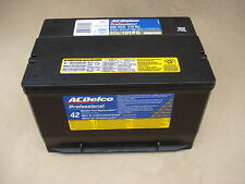 Batterie - Original GM - 101PG  ACDelco  Cadillac SRX STS CTS  101PS battery