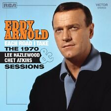 Eddy Arnold  Each Road I Take 1970 Lee Hazlewood & Chet Atkins Sessions. CD
