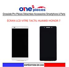 ÉCRAN LCD + VITRE TACTIL HUAWEI HONOR 7 ASSEMBLÉ COMPLET