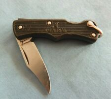"Vintage Tiny Pocket Knife Lockback Pocket Knife Stamped ""Imperial, Ireland"" EC"