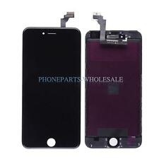 "Black LCD Touch Screen Digitizer + Frame Assembly For iPhone 6 Plus 5.5"" USA"