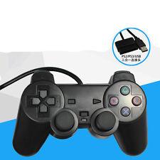 2.4G USB Wireless Dual Vibration Gamepad Controller Joystick