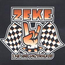 Zeke Live & Uncensored;  2003 CD, Hardcore Punk, Garage,