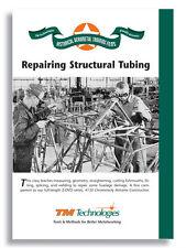 Repairing Structural Tubing (DVD): A Historical Aerometal Training Film!
