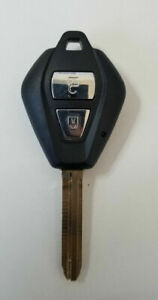 Holden Rodeo RA Colorado RC 2 Button complete remote key 2007-2012