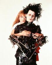 Edward Scissorhands [Johnny Depp / Wynona Ryder] (54461) 8x10 Photo