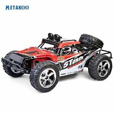 Subotech 1:12 RTR RC Car BG1513A 2.4G 2CH 4WD Electric Desert Buggy - Red