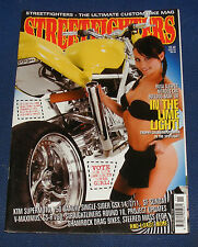 STREETFIGHTERS MAGAZINE NOVEMBER 2006 - IN THE LIME LIGHT!