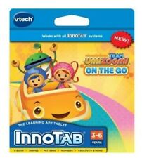 VTech InnoTab Age 3-6 Nickelodeon Team Umizoomi On The Go Learning Game - A2