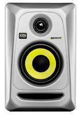 KRK RP4G3S Rokit 4 Active Generation-3 Powered Studio Monitor 2-Way Amplified