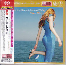 Roma Trio Love Is A Many-Splendored Thing Japan Venus Records Audiophile SACD CD