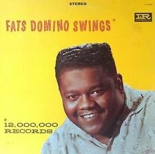 FATS DOMINO - FATS DOMINO SWING - IMPERIAL LP - STEREO