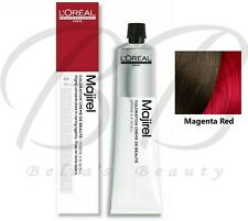 L'Oreal MAJICONTRAST Professionnel Permanent Colour Hair Dye 50ml *MAGENTA RED*