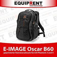 E-Image oscar b60 cámara mochila con bolsillo para DJI Phantom 3/4 avión no tripulado (eq930)