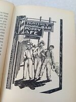 Tortilla Flat By John Steinbeck 1st Ed 8th Printing 1937 Vintage Classic