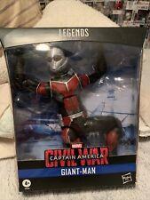 Marvel Legends Hasbro Deluxe Civil War Series Giant Man SEALED Action Figure