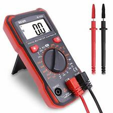 Multimetre Numerique NCV Digital Portable Controleur Universel Testeur Voltmetre