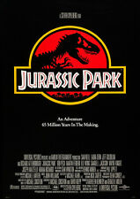 JURASSIC PARK Movie Cinema Poster Film Art Print