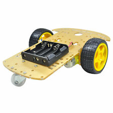 DIY 2WD Smart Robot Car Chassis Kits With Magneto Speed Encoder For Arduino