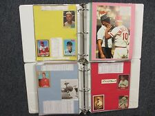 Reds (2  Notebooks/220 Pages/100  Autographs/310 + Players/Many Obits/EDD ROUSH)