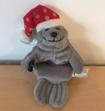 Noël Coca Cola Seal Collection Beanie toy