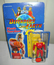 #6080 Vintage Galoob Defenders of the Earth Flash Gordon Action Figure