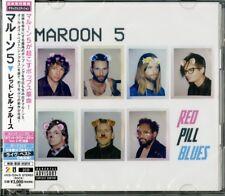 MAROON 5-RED PILL BLUES (Deluxe Edition)-JAPAN 2 CD Bonus Track G88