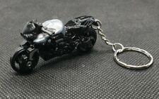 Hotwheels bmw k 1300 R keyring diecast Motorcycle/bike Keychain