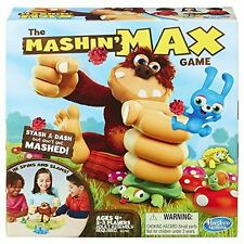 Playset Mashin Max with Storage Box for Kids Ages 4+ 100% Safe Multi Colored