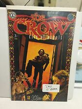 the crow signed by jay o Barr #3 of 3 variant city of angels