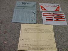 AHS Airline Hobby Supplies decals 1/144 AHS4017 Air Canada Boeing 767--200  H70