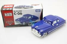Tomica Takara Tomy Disney Movie PIXAR CARS 2 C-06 Doc Hudson Diecast Toy vehicle