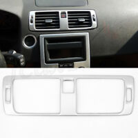 Stainless Car Dash Air Conditioning Vent Frame Cover Trim for  C30 S40 C70