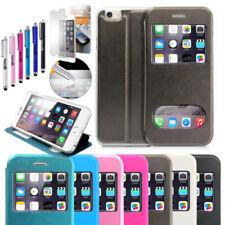 Fundas y carcasas brillantes Para iPhone 6s de piel sintética para teléfonos móviles y PDAs