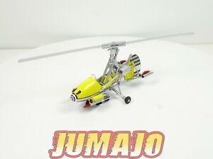 JB138 voiture 1/43 IXO 007 JAMES BOND Little Nellie Helicoptere CADEAU