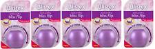 LOT OF 5  Blistex Soft & Silky Bliss flip w/silk extracts .25oz ea