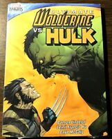 Marvel Knights Ultimate Wolverine vs. Hulk DVD 2013 sealed paper silm case