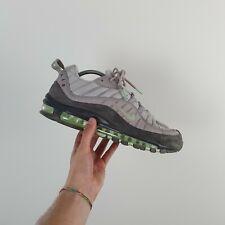 Nike AIR MAX 98 Grande Grigio Menta Taglia UK9