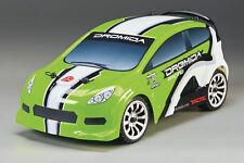 Dromida 1-18 Course car RTR 2.4 GHz Vert Didc0072 quatre roues 4wd