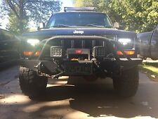 Rogue Lighting 6x7 45W Cree LEDs Jeep Cherokee XJ Headlights Pair 6054 H6054
