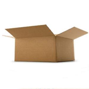 "25x Small Cardboard Shipping Postal Boxes 12 x 9 x 4"" (305 x 229 x 102mm)"