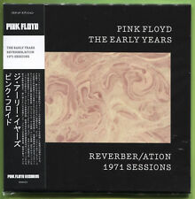 Pink Floyd THE EARLY YEARS. REVERBER/ATION 1971 SESSIONS CD mini-LP Sealed w/OBI